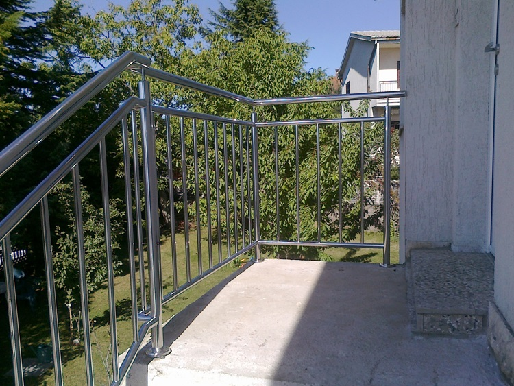 Vanjske inox ograde